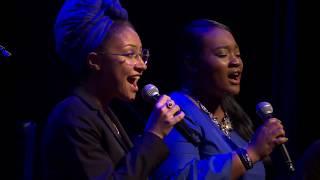Afro-Blue, Directed by Connaitre Miller: Vocal Vibrations | Connaitre Miller | TEDxHowardUniversity