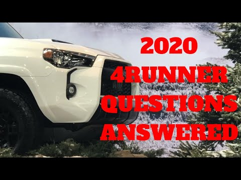 Q&A'S 2020 TOYOTA'S FROM THE CHICAGO AUTO SHOW