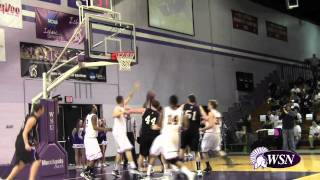 MBB: Warriors vs Minnesota, Crookston Highlights