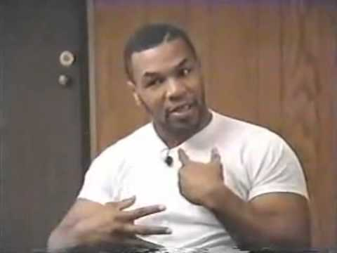 MIKE TYSON JAIL INTERVIEW 1 (RARE)