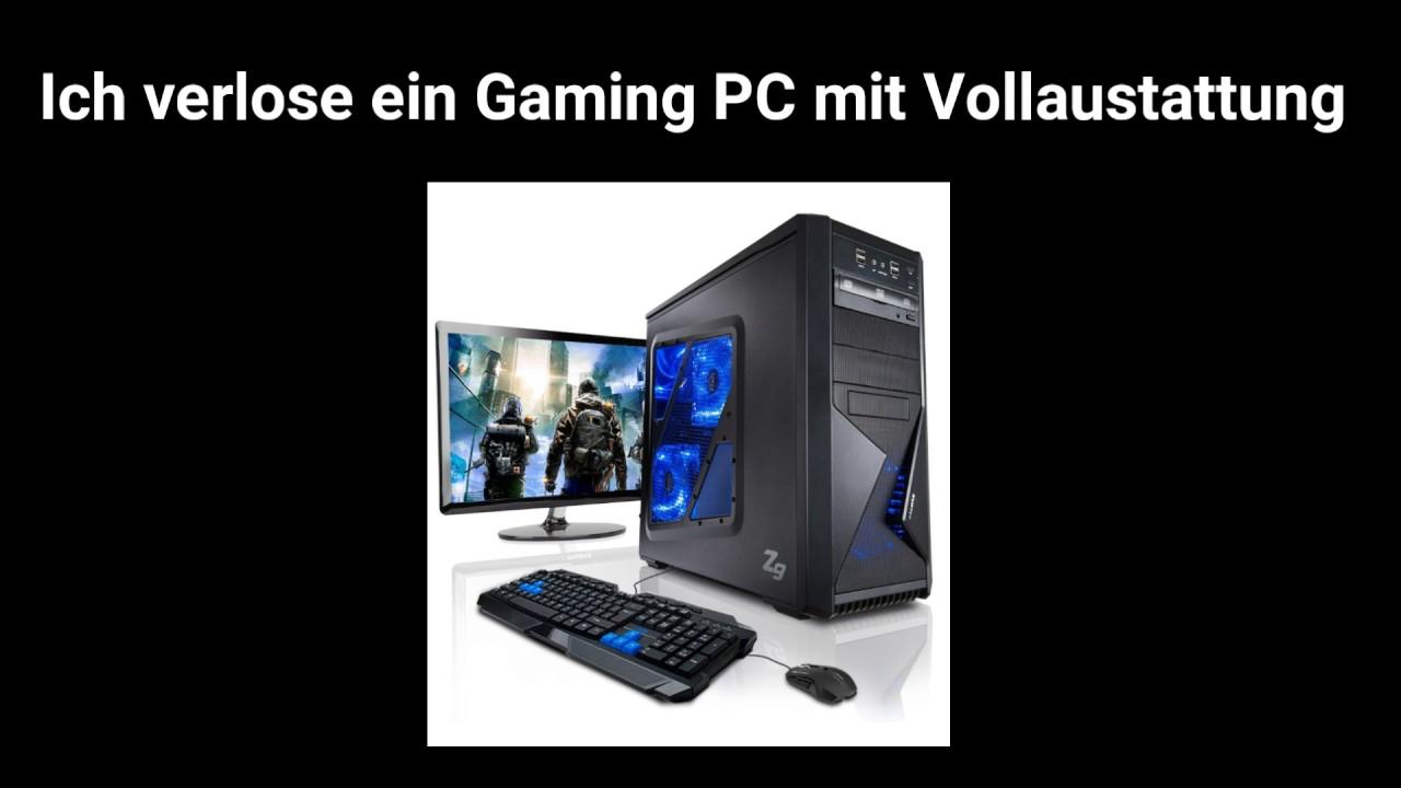 Gaming Pc Verlosung