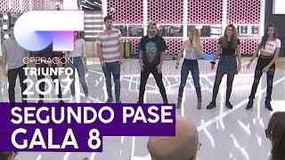 SHAKE IT OFF - Grupal   Segundo pase de micros para la Gala 8   OT 2017