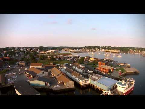 Drone Video:  Safe Harbor, Gloucester MA