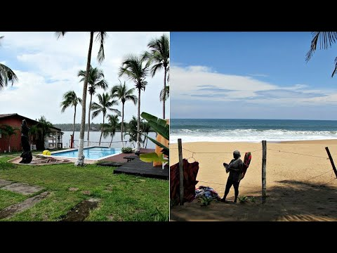 Ivory Coast Vlog Part 2: First time at the beach!