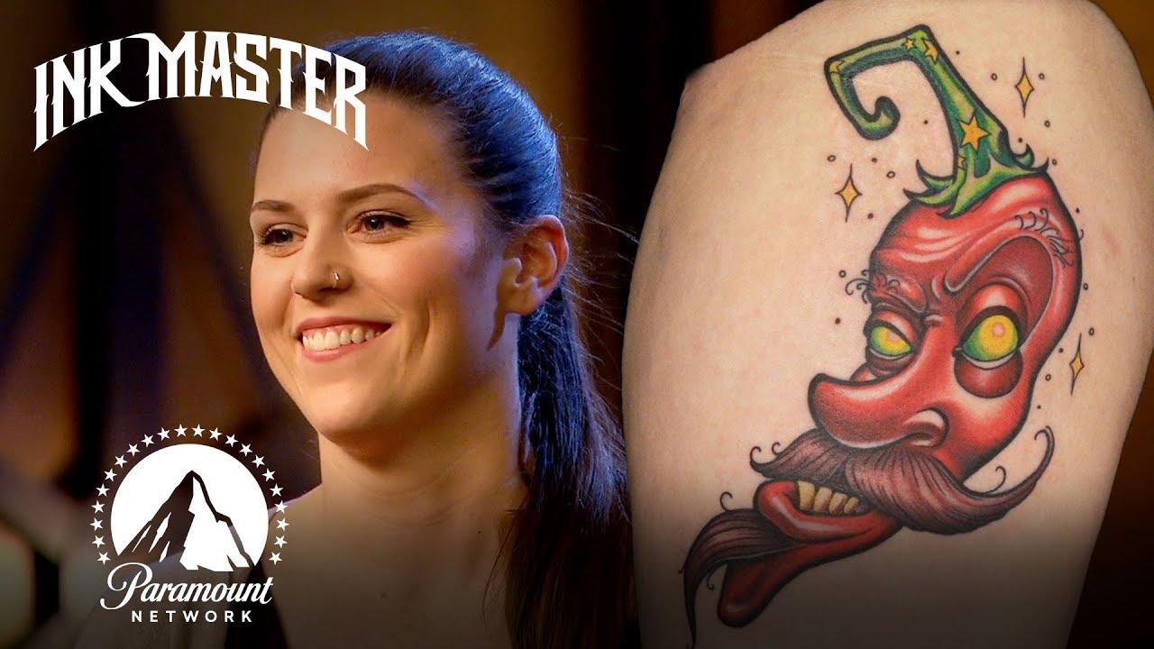 Download Best of Dani Ryan 💁♀️ Women's History Month | Ink Master