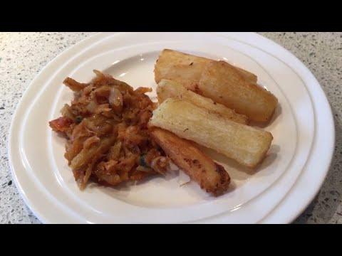 #16 Cassave/Telo met Bakkeljauw/ Surinaams/ Rosita & Trishtan/ Rotrish's Kitchen