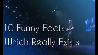 Top 10 cool & funny facts you don't know about || Believe them or not || They are Logical ||