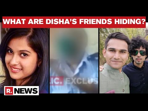 Disha Salian's Close Friends Present At June 8 Party Tracked By Republic TV