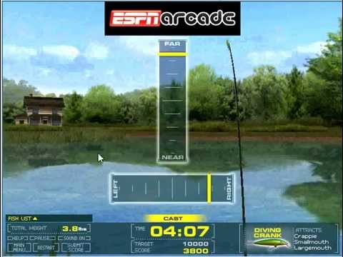 Bass Fishing Challenge Game - Online Fishing Games
