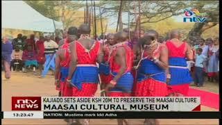 Kajiado county sets aside Ksh. 20M to preserve the Maasai culture
