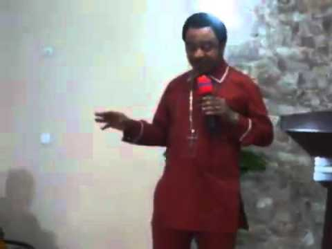 Arab money in the church live at Dakar  Senegal