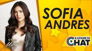 Video Kapamilya Chat with Sofia Andres download MP3, 3GP, MP4, WEBM, AVI, FLV September 2017