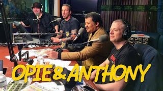 Opie & Anthony: Neil deGrasse Tyson ft. Rich Vos & Bob Kelly (03/06/14)