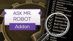 Ask Mr. Robot | Charaktere optimieren! - Addon Tipp [WoW]