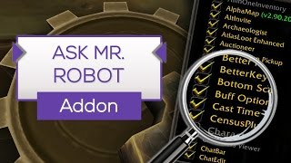 World of Warcraft【Ask Mr. Robot】 - Addon Tipp | GERMAN