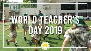 World Teacher's Day 2019 at AISHK
