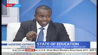 State of Education: Chaos rock schools over new curriculum  | Weekend express Part 1