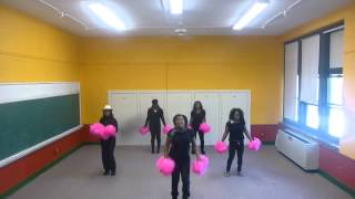 MOVE MY BODY DANCE (BEYONCE) IN SUPPORT OF BREAST CANCER AWARENESS