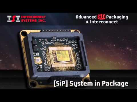 Interconnect Systems - 3D Advanced Packaging Product Overview