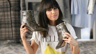 Sale Fashion Haul (Zara, All Saints, ATP Atelier)
