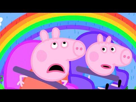 小猪佩奇 第三季 全集合集 | 彩虹 | 粉红猪小妹|Peppa Pig | 动画