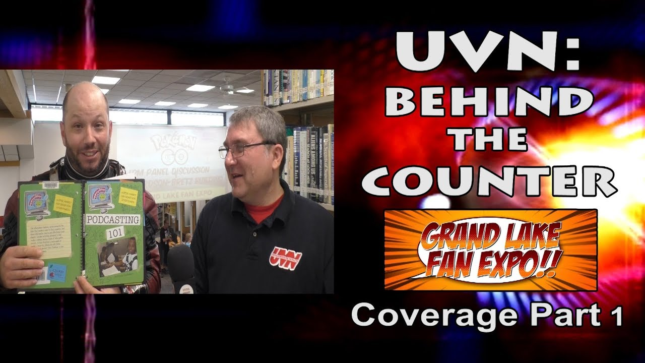 UVN: Behind the Counter 429