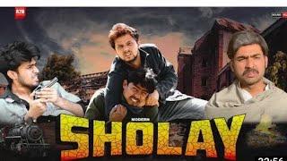 R2h sholay #r2h#sholay r2h#comedy#zyen saifi