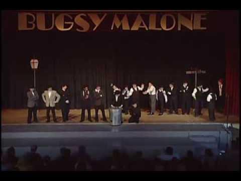 Bugsy Malone at mms, Maplewood, NJ