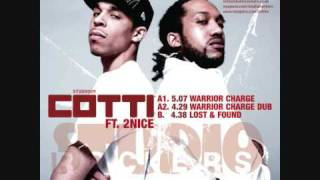 Cotti feat. 2Nice - Warrior Charge