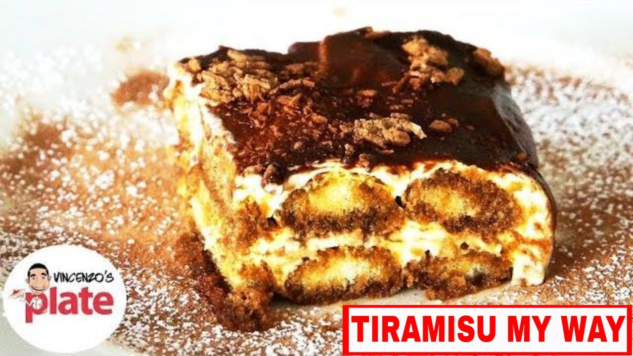 Best Tiramisu Recipe How To Make Italian Tiramisu My Way Youtube