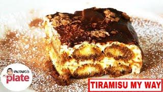 Best Tiramisu Recipe   How To Make Tiramisu   My Way