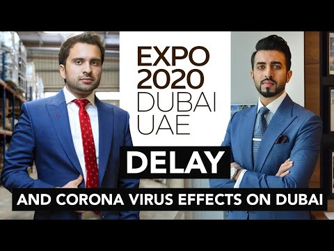 EXPO 2020 DELAY & CORONA VIRUS IMPACT ON BUSINESS IN DUBAI | Danube Director Adel Sajan in Vlog #18