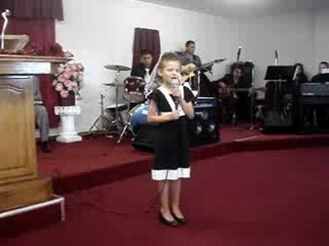 Apostolic lil Praise Singer