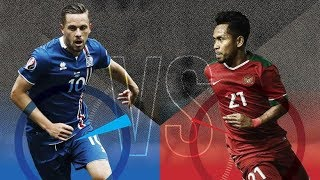 Indonesia vs Iceland 1-4 😀 All Goals & Highlights 14/01/2018 HD (friendly match)