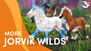 More Jorvik Wild Horses have arrived! 😄😍🐎