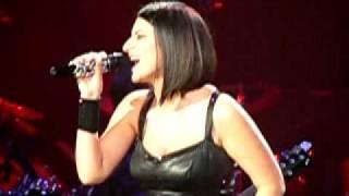 Laura Pausini Dortmund 27.5.09 LIVE  world tour 2009