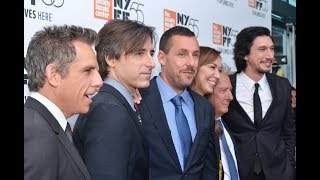 'The Meyerowitz Stories (New and Selected)' Red Carpet Interviews | NYFF55