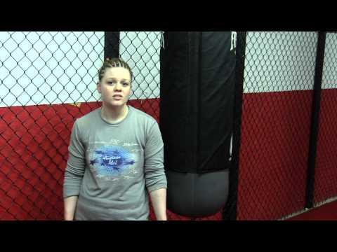 COH Fighter Interview Maddie Reid