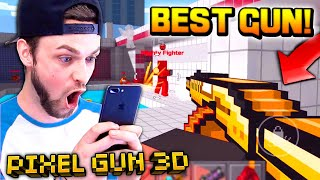 I FOUND THE BEST GUN... ON MY PHONE!