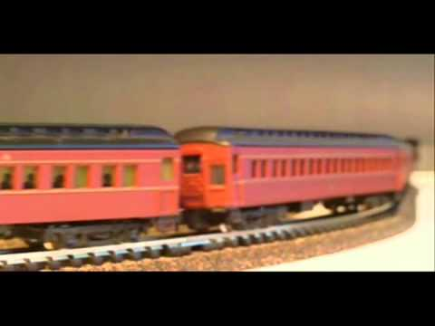Kit Bashing with Bachmann Trains