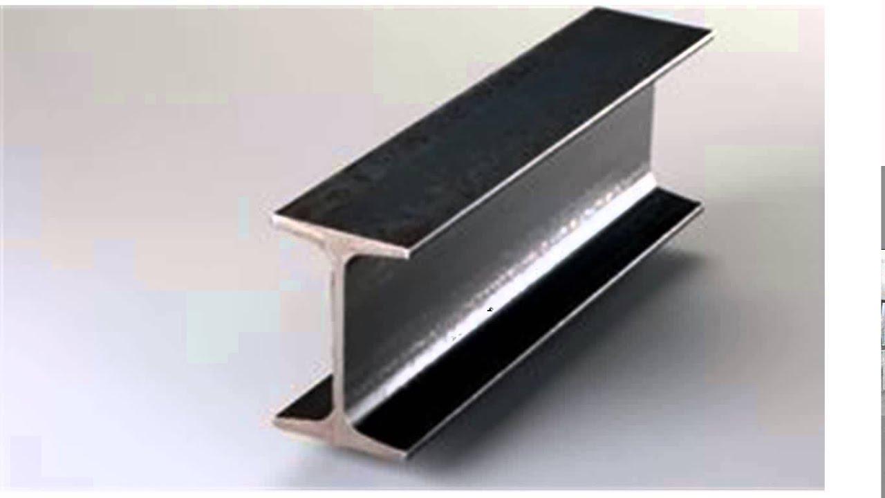 Steel I Beams ~ Steel i beam youtube