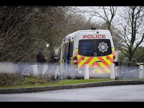 مقتل امرأة في إيرلندا الشمالية بحادث يشتبه بأنه -إرهابي-  - 08:54-2019 / 4 / 19
