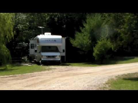 Apostle Islands Area Campground Video Tour
