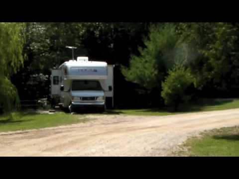 Apostle Islands Area Campground Video Tour