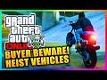 GTA 5 Heists DLC - BUYER BEWARE! Do Not Buy This Heist Vehicle - Principe Lectro! (GTA V)