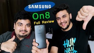 Samsung Galaxy On8 2018 Review - Kisko Dega ye Takkar? Ft.Tech Bar
