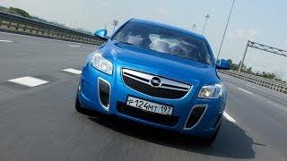 Opel Insignia OPC 2009 хэтчбек