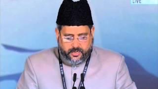 The Progress of Jama'at is Bonded to Khilafat - Jalsa Salana UK 2014