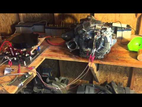 Toyota Hybrid Motor-Generator