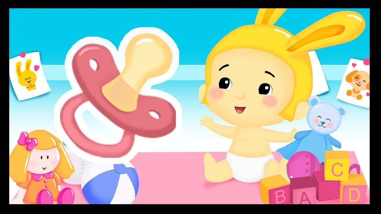 Le pouce et la tétine - chanson pour bébé - Titounis